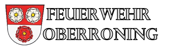 Logo Feuerwehr Oberroning