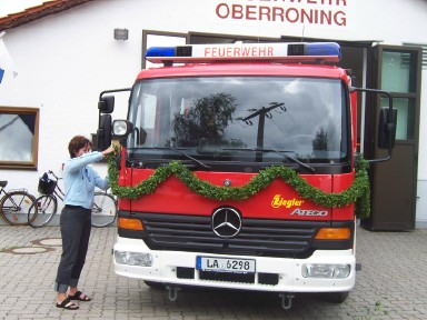 20040822-Dorffest-Fahrzeugweihe-02