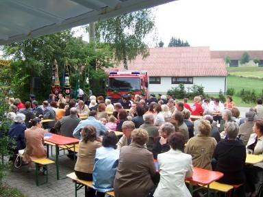 20040822-Dorffest-Fahrzeugweihe-04